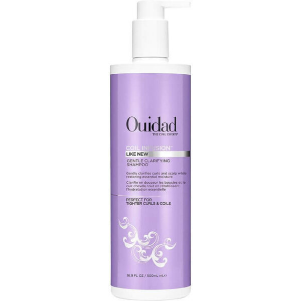 Coil Infusion Like New Gentle Clarifying Shampoo