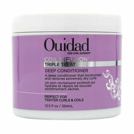 Coil Infusion Triple Treat Deep Conditioner