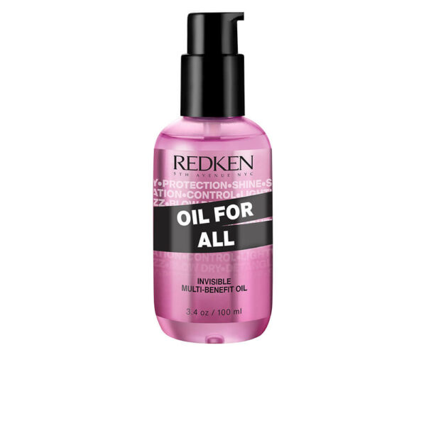 Oil For All, Multi-Benefit Hair Oil