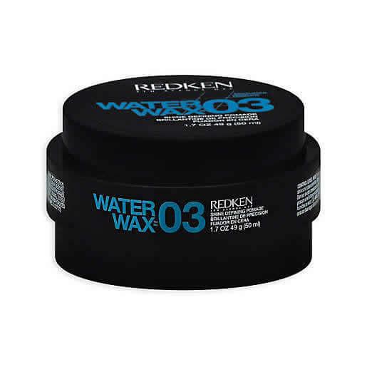 Water Wax 03 Hair Shine Defining Pomade