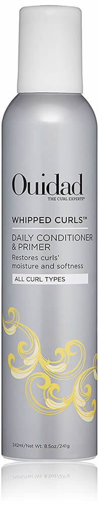 Whipped Curls Daily Conditioner & Styling Primer