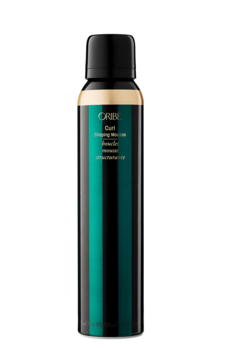 Curl Shaping Mousse